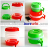 1 foldable water jug