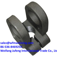 China Foundry Cylinder Metal Forging Parts with Machining