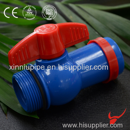 Multifunction PVC Ball Valve