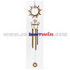 Sun Solar Powered Wind Chime Lights