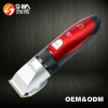 Professional baby man's import ceramic blade rechargeable hair clipper manufacturer in china