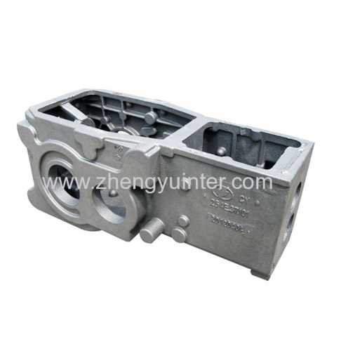 Ductile Iron Diesel Engine Housing Casting Parts