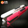 hot cloud good quality ceramic wholesale gorgeous hair straightener flat iron with teeth and curling irons