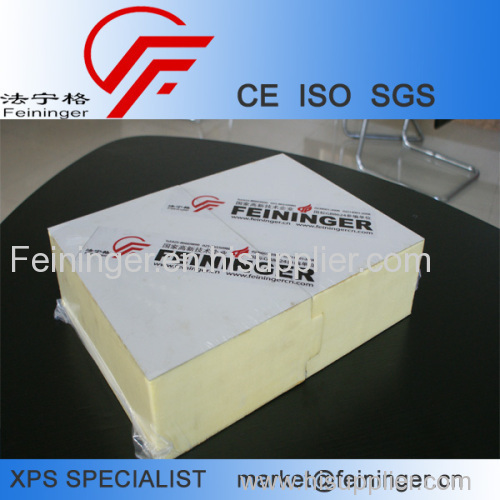 XPS Structural Insulated Panel, styrofoam roof wall sandwich panels