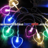 Solar Garden String Light-Heart