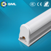 0.6m/0.9m/1.2m/1.5m led tube lamp 4wto 16w led tube for indoor using t5 led tube lights with fixtures