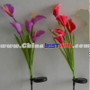 Solar Light Outdoor Garden Light Stick Flower