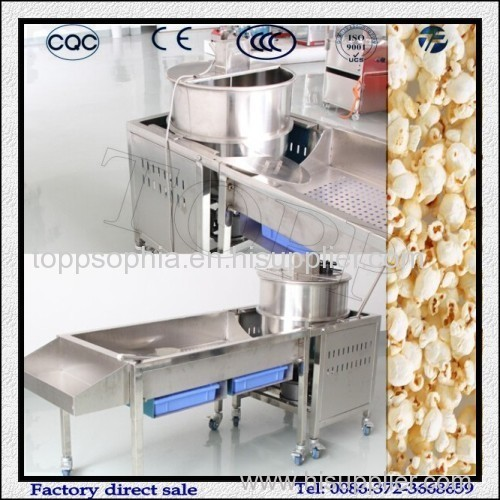 Big Model High Capacity Popcorn Maker Machine For Best Price