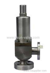 alloy high pressure relief valve