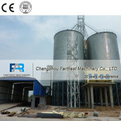 Galvanized Grain Storage Bin/Grain Silo