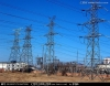 electric power transmission lattice steel tower