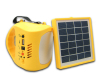 2015 New Solar Lamp With Solar Panel Portable Solar LED Lights Outdoor Charge Mobile Phone Camping and Fishing