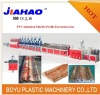 PVC Imitation Marble Profile Extrusion Line