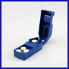 pill spliter with pill box and cutter