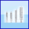 disposable syringe with CE ISO GMP disposable injector and needle big injector