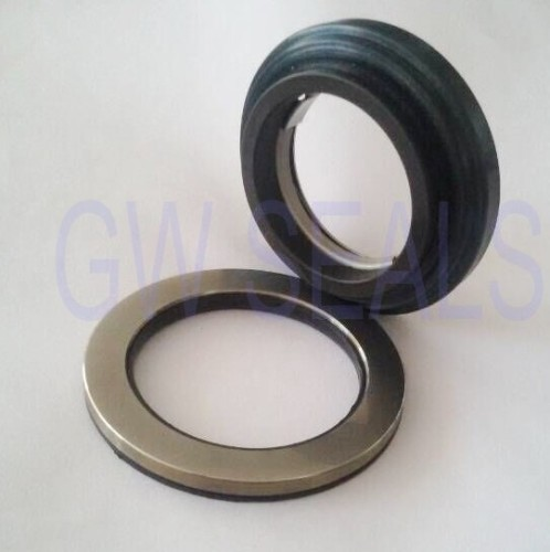 GCS MECHANICAL SEALS. Replace Garlock sealing