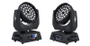 36X10W moving head with zoom wash