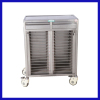 Hospital Stainless steel case clip car