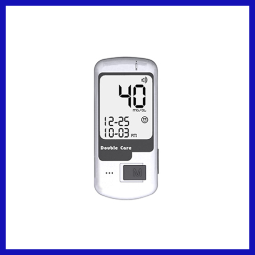 quick check blood glucose meter