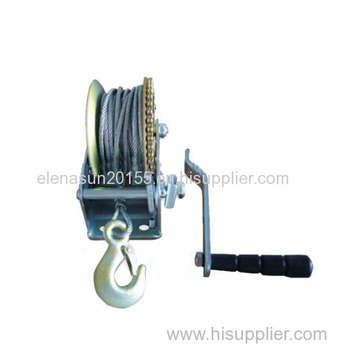 BQS series boat winch