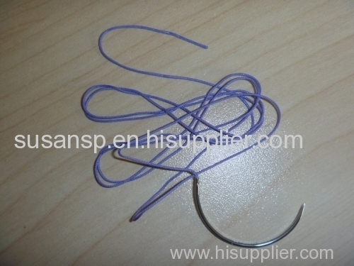 Absorbable PGA Medical Suture