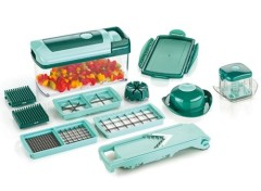 Nicer Dicer Fusion Multifuction Food Slicer 10 pcs13pcs As Seen On TV