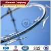 BTO & CBT Low Price Galvanized Concertina Razor Barbed Wire / Razor Barbed Wire / Razor Wire