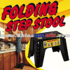 folding step stool as seen on tv