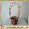 wicker basket for gift