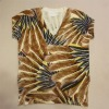 Women's 100% Cotton Printing T-shirts