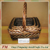 Handmade cheap wicker baskets