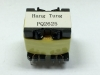 China PQ electronic transformer with electrical ferrite magnet core
