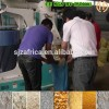 turn-key automatic maize grinding machine flour mill