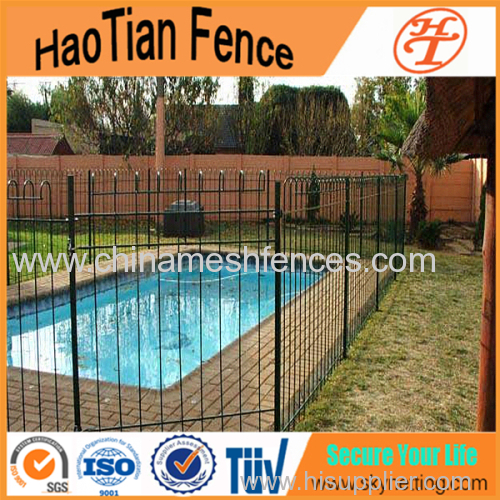 Galvanized Steel Portable swimming pool fence