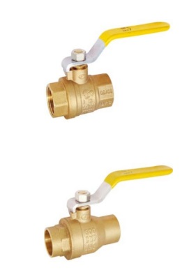 Brass Ball Valve-CSA/NSF Approved