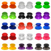 15 Colors Choice Mushroom Thumb Stick Grips Analog Replacement Plastic 3D PS4 Joystick Cover Caps For Sony Controller