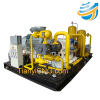 NItrogen gas compressor package