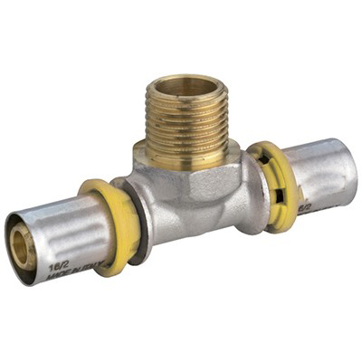 PEXY push fittings