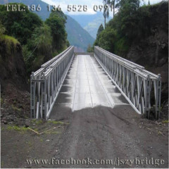 steel bailey bridge /portable bridge