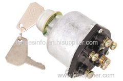 Universal Starter Switch For Automobile