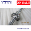 Durable design antibacklash Ball screw nut with short delivery