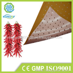 2015 Kangdi OEM Direct Factory porous adhesive capsicum plaster withCE ISO TUV