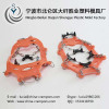 11 claws teeth safety anti-slip snow walking cleats professional crampons for outdoor climbing