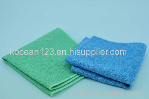 Super Oil Decontamination Woven Shining Kitchen Cleaning Cloth