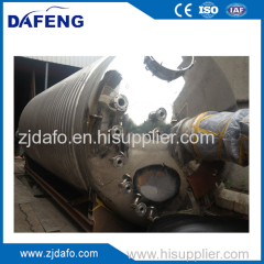 6000L steam heating reaction kettle