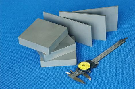Carbide Plates in Vsi Sand Making Machines