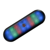 Pill Speaker Bluetooth Speaker with Colorful LED Light
