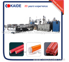 Multi-layer PEX/EVOH oxygen barrier composite pipe making machine KAIDE