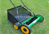 "20"" Multifuctional Hand Push Reel Lawn Mower with Grass Box"