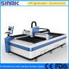 Promotion price!High power 500W 1500W Metal Laser Cutter with Germany IPG laser&Casting lathe&working table